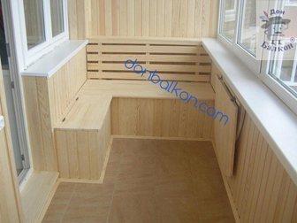 Скачать изображение Производство мебели на заказ Остекление балконов пермь, Цены низкие, Рассрочка 0%, 33144675 в Перми
