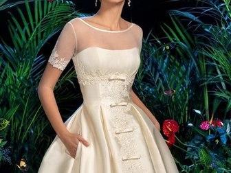 Просмотреть foto Свадебные платья Свадебное платье от Татьяны Каплун 35563743 в Перми