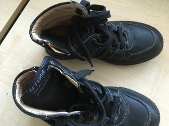 Увидеть фотографию Детская обувь Ботинки Ferre р-р 33 37423809 в Перми
