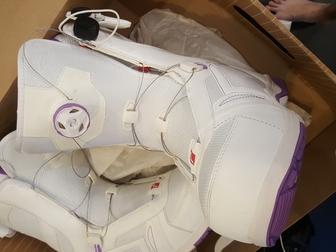Просмотреть фото  женские ботинки для сноуборда 38308255 в Перми