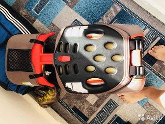 Детское кресло-бустер, до 36 кг,  Можно использовать как бустерСостояние: Б/у в Перми