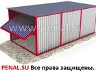 Уникальное изображение Гаражи, стоянки Продам гараж-пенал металлический 32809578 в Петрозаводске