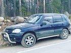 Chevrolet Niva 1.7МТ, 2004, 117200км