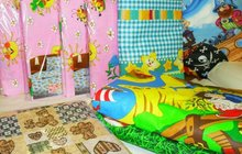 Матрасы, подушки, одеяла детские