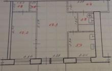 2-х комн, квартира и отапливаемый гараж