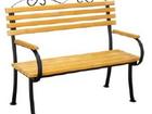 Фото в Мебель и интерьер Мебель для дачи и сада Материал - массив сосны. Изделия выполняются в Питере 4100