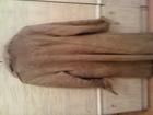 Уникальное фото Женская одежда Дубленка натуральная замша натуральный мех 56662134 в Питере