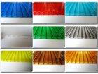 Свежее изображение Строительные материалы Сотовый поликарбонат 10 мм цветной 34986008 в Пятигорске