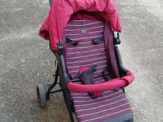 Детская трёхколёсная прогулочная коляска в хорошем состоянии,  Количество положении спинки не ограниченно (плавная регулировка) углы наклона спинки от 90° до 180 в Пятигорске