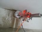 Смотреть фотографию Другие строительные услуги Пробурить отверстие в стене , плите перекрытия , Алмазное бурение бетона и кирпича 34411842 в Троицке