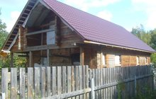 Дом 130 м, в лесу, Роговское с, п,  Калужское, Варшавское ш