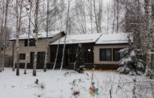 Загородный дом в лесу ,Чеховский р-н, СТ Полигон