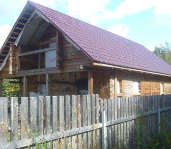 Фото в Недвижимость Продажа домов Продаю дом в лесу, недострой г. Москва, Роговское в Москве 2500000