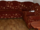 Фотография в Мебель и интерьер Кухонная мебель Продам угловой диван и кресло в хорошем  в Полысаево 8000