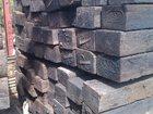 Фотография в Строительство и ремонт Разное Продам железнодорожные шпалы, деревянные, в Порхове 10
