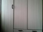 Изображение в Мебель и интерьер Мебель для гостиной шкаф для хранения одежды, 2 отдела, 2 ящика, в Прокопьевске 7500