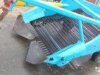 Просмотреть фотографию Почвообрабатывающая техника Картофелекопалка двухрядная Z609 Польская 33237591 в Пскове
