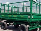 Уникальное foto  Прицеп тракторный специальный 2ПТС-4,5 38411513 в Великом Новгороде
