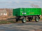 Уникальное изображение Почвообрабатывающая техника Прицеп тракторный самосвальный 2ПТС8 38452944 в Пскове