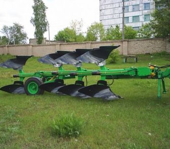 Фото в Сельхозтехника Почвообрабатывающая техника Предназначен для гладкой пахоты на глубину в Пскове 362400