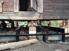 Скачать бесплатно foto Изготовление и ремонт мебели Ремонт фундамента, Подъем домов 39330219 в Пушкино