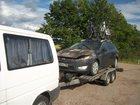 Фото в Авто Грузовые автомобили Услуги эвакуатора по перевозке легковых авто в Пустошке 0