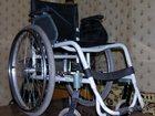 Изображение в Красота и здоровье Медицинские приборы Инвалидное кресло-коляска:   АЛЮМИНИЕВАЯ в Раменском 7000