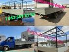 Просмотреть изображение Грузовые автомобили Бортовая платформа на ГАЗель, Установка 39850627 в Рязани