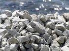 Щебень, песок, бут 1-30м3 с доставкой по Рязани и
