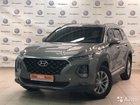 Hyundai Santa Fe 2.4AT, 2018, 30000км