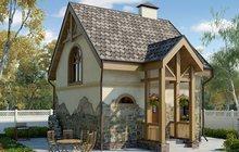 Дом из Сип панелей Green Board - надежный, теплый, экономичный