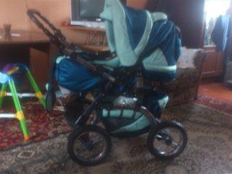 Увидеть foto Детские коляски Продам коляску-трансформер 32404783 в Рязани
