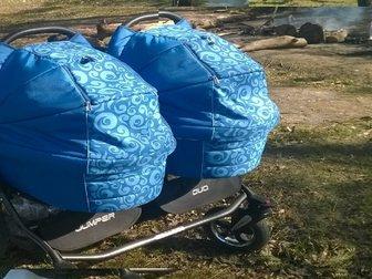 Новое фото  Коляска для двойни JUMPER DUO 2 в 1 34127567 в Рязани