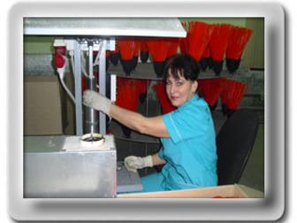 Скачать фотографию Разное Полуавтомат по выпуску пластиковой метлы 37703361 в Рязани