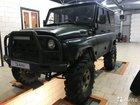 УАЗ Hunter 2.4МТ, 2011, 15000км