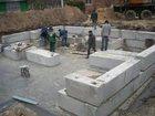 Фото в Строительство и ремонт Строительные материалы ФБС блоки. Кольца, кирпич. Доставка по области в Россоши 0