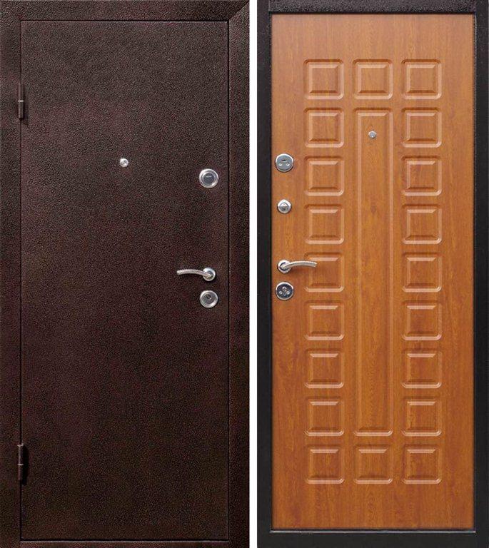 двери входные установка в троицке