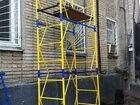 Изображение в Строительство и ремонт Разное Продаем строительные вышки туры новые  высотой в Ростове-на-Дону 6600