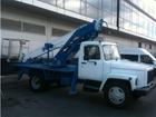 Уникальное изображение Автогидроподъемник (вышка) Автовышка ГАЗ 33086,высота подъема 18м 33025275 в Ростове-на-Дону
