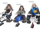Свежее изображение  Продаем новый детский снегокат гимпель sx-400 34482374 в Ростове-на-Дону