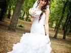 Смотреть фотографию Свадебные платья Белоснежное платье по фигурке 34993536 в Ростове-на-Дону