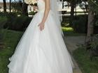 Увидеть изображение Свадебные платья Изысканное свадебное платье+серьги в подарок 35659923 в Ростове-на-Дону