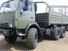 Уникальное фотографию Продажа новых авто камаз 43118 военный 35663057 в Нижневартовске