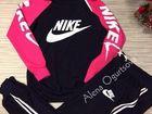Уникальное foto Женская одежда Cпортивный костюм NK с розовыми рукавами 36780240 в Ростове-на-Дону
