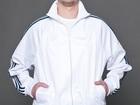 Скачать бесплатно foto Женская одежда Спортивный костюм КС мужской белый с синим 36780403 в Ростове-на-Дону