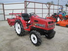 Новое изображение Трактор Японский мини трактор Mitsubishi MT18D 38396105 в Ростове-на-Дону