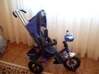 Свежее изображение  Новый трехколесный велосипед детский 38631588 в Ростове-на-Дону