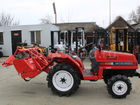 Смотреть изображение Трактор Японский мини трактор Mitsubishi MT15D 39702837 в Ростове-на-Дону