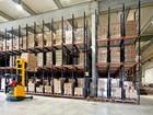 Сдаются складские помещения в районе рынка Атлант. Общая пло