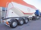 Смотреть фотографию  Цементовоз NURSAN Millenium 35 м3 67764907 в Иркутске